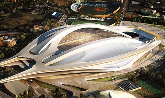 ■デザイン|新国立競技場は利権の巣窟か 神宮外苑の行方は