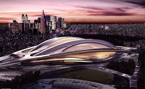■デザイン|新国立競技場 縮小で検討か