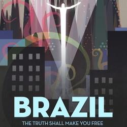 ■映画|未来世紀ブラジル 不条理SFファンタジー
