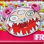 ■デザイン|村上隆デザインの限定版フリスク発売!!
