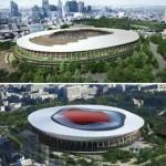 ■デザイン|新国立競技場 新・応募デザイン2案が公表される