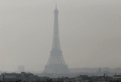 パリ大気汚染