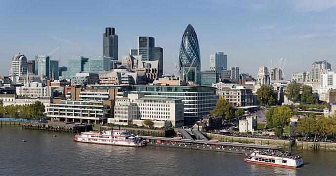 ロンドンシティ